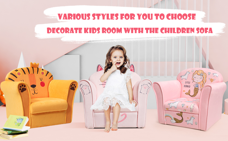 various styles to choose, gift for boys girls