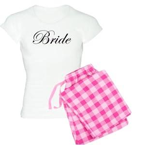 bride pajama set