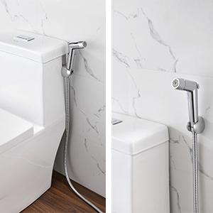 bidet faucets toilet or mount installation