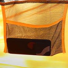 yellow large inner pocket trekking pole outdoor 4 season summer mountain camping backpacking tent