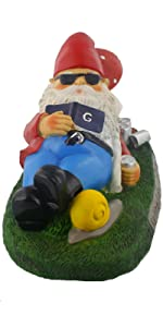retired and loving it garden gnome statue funny gift gag over the hill birthday retirement him her