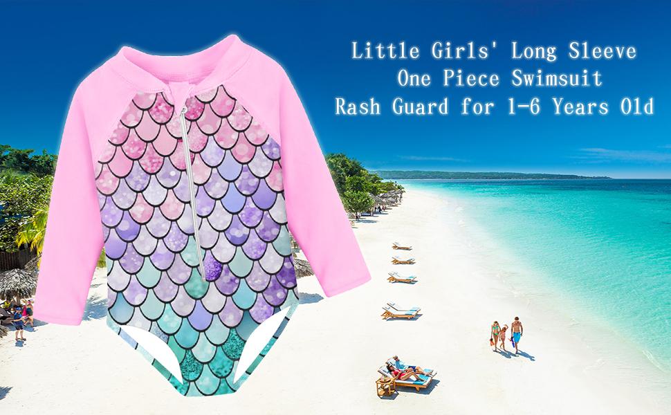 girl one piece swimsuit
