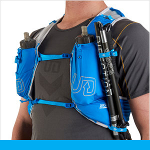 Front View of Ultra vest