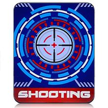 digital target for nerf guns