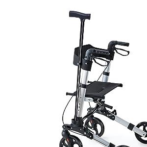 HELAVO - andador para ancianos - caminadores de aluminio plegables ...