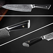 """HARO CUTLERY PACIFIC SERIES 8"""" CHEF KNIFE"""
