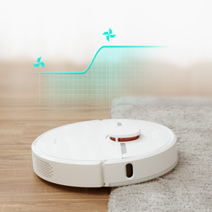 Carpet Pressurization