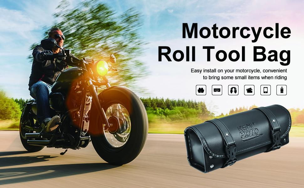 motorcycle tool bag