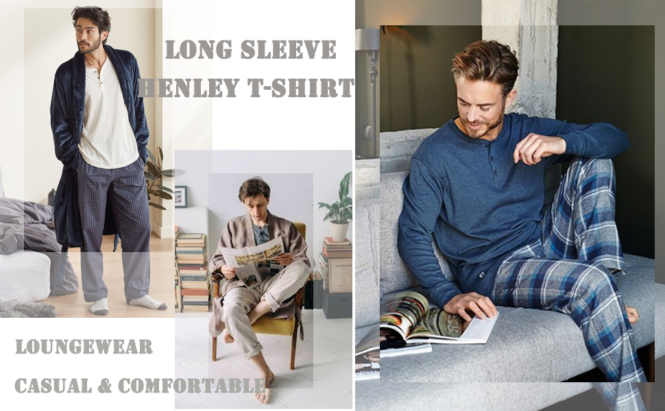 henley shirt slim