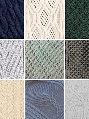 aran stitches meaning