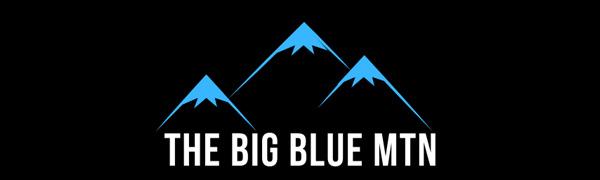 The Big Blue Mtn