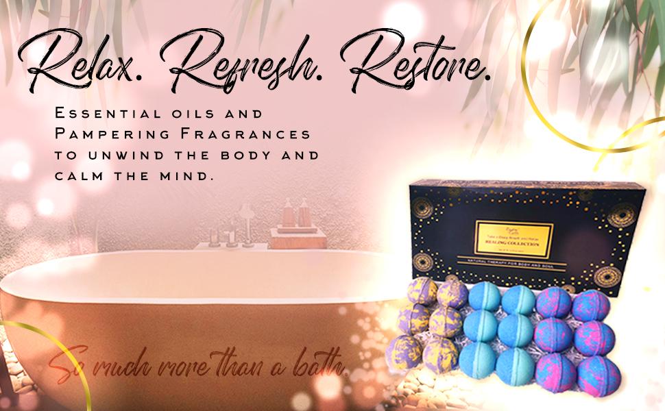 Relax. Refresh. Restore.