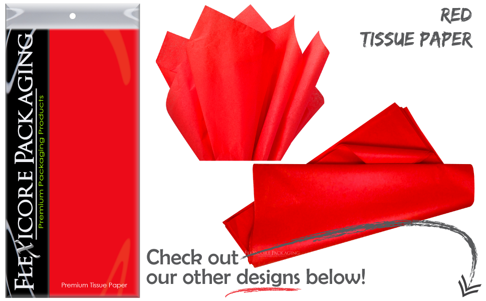 Wholesale Red Tissue Paper Large Scarlet Red Tissue Paper Premium Red Tissue Paper Bulk Red Tissue Paper Scarlet Red Tissue Paper Sheets