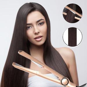 plancha de cabello profesional Plancha rizadora 2 en 1