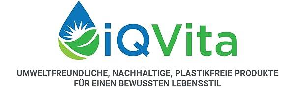 iQVita - umweltfreundliche, nachhaltige, plastikfreie Produkte