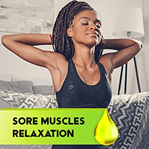 sore muscles relaxation
