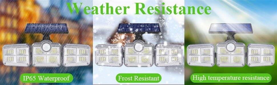 weather resistantce