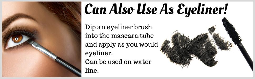 mineral mascara hypoallergenic natural organic sensitive eyes skin2spirit black fifth and skin