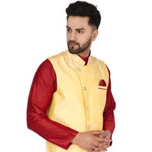 kurta and pyjama jacket set