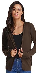 chaqueta casual mujer