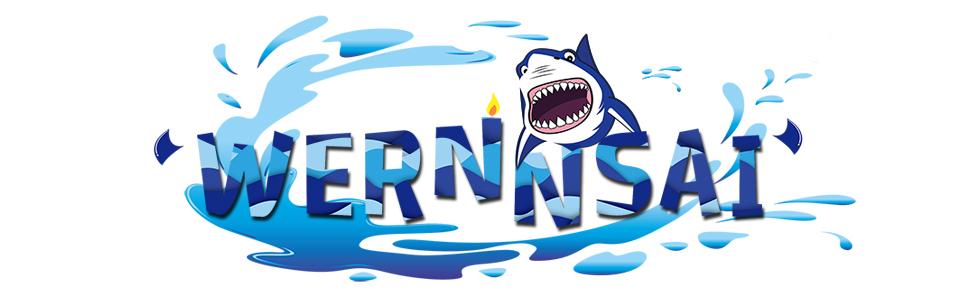 WERNNSAI SHARK PARTY