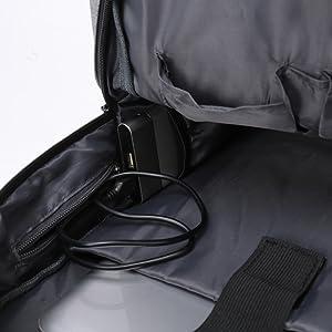 Inside Side Pocket Design