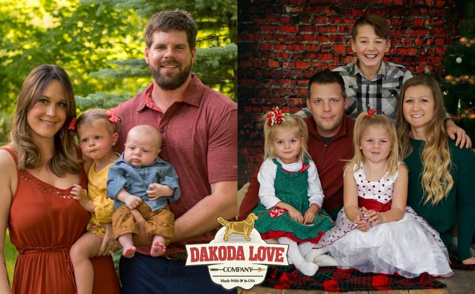 dakoda love family team floating shelves