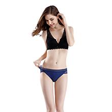 Seasment Women's Lace Bikini Knickers