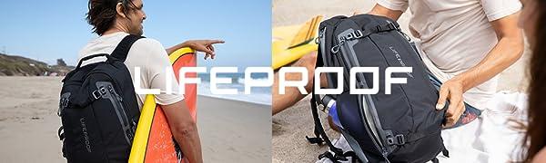 lifeproof,back pack,back pack for girls,back pack for guys,back pack college,back pack for travel