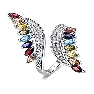 Wing Open ring