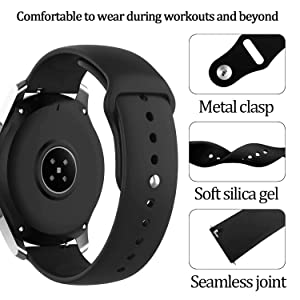 Comfortable and gentle around your wrist