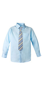 shirt, spring notion, formal, casual, long sleeve, cool, blue, tie