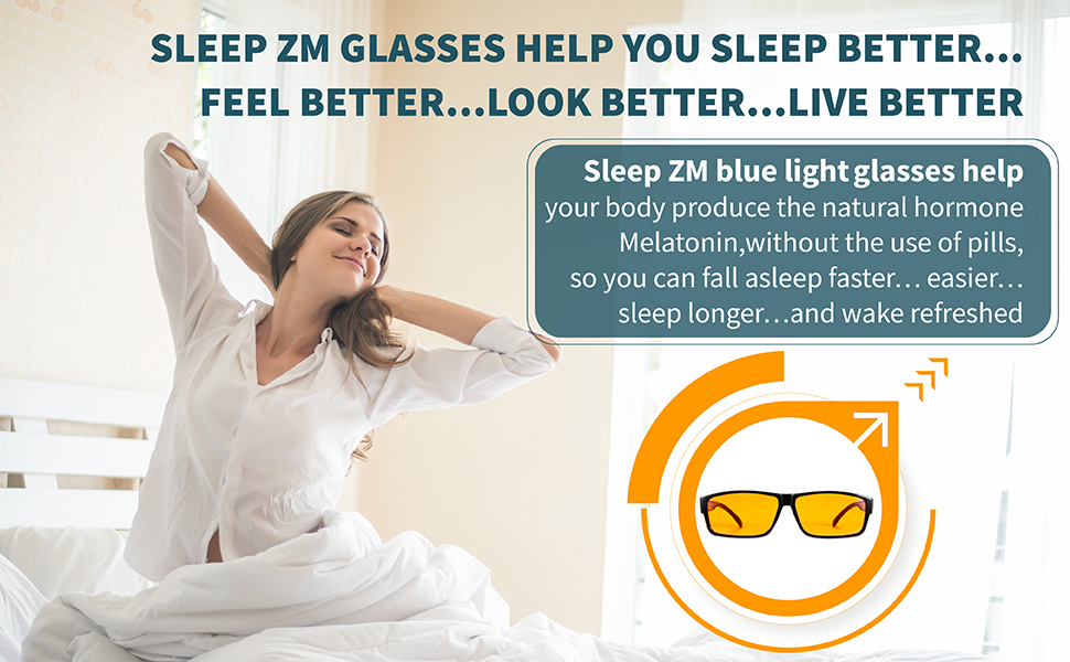 How You Benefit From Wearing Sleep ZM Glasses