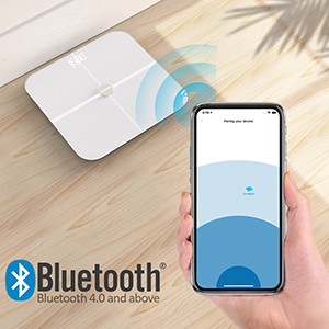 scale with app bluetooth