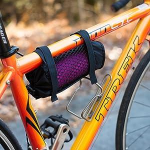 Case Simple on Bike