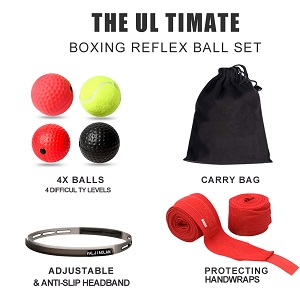 punching ball set