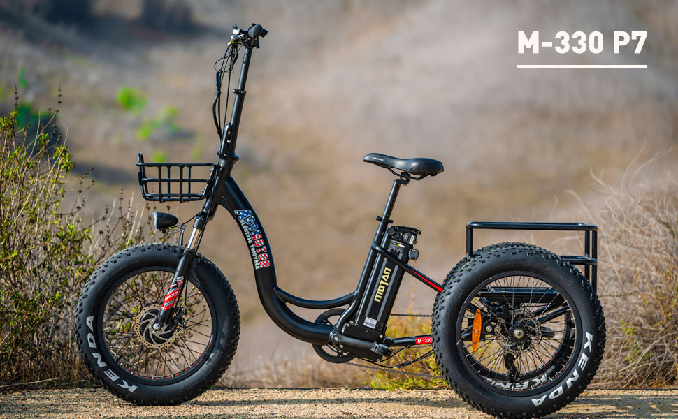3 wheel electric trike tricycle