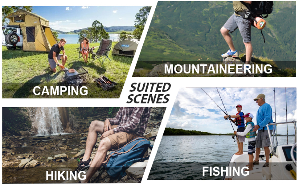 Men's Outdoor Casual Expandable Waist Lightweight Water Resistant Dry Cargo Fishing Hiking Shorts