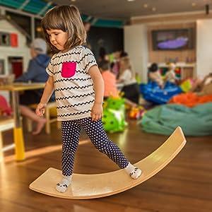 Montessori Balance Board