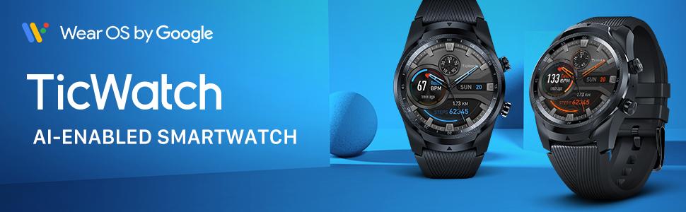 ticwatch pro smart watch
