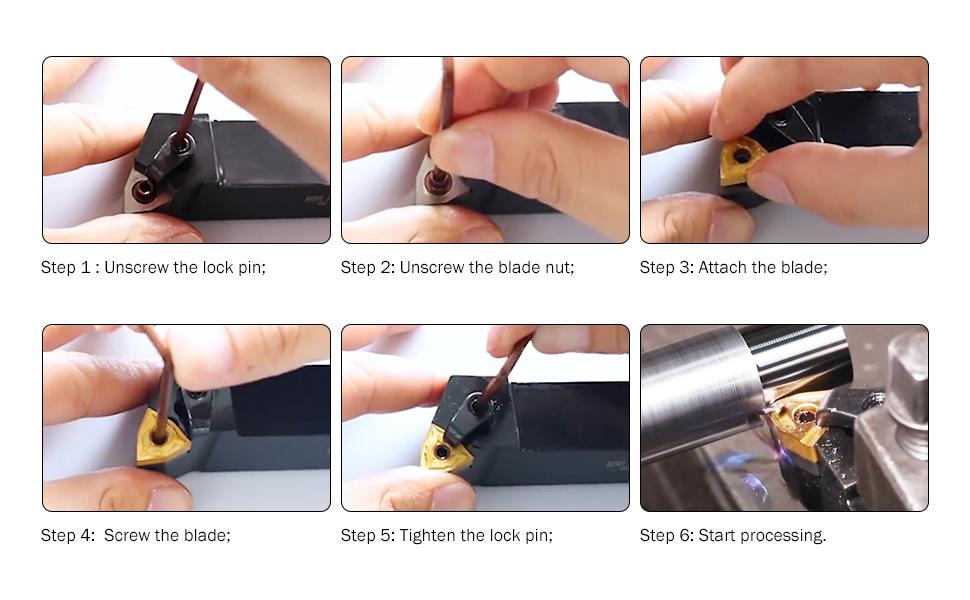 lathe tools kit