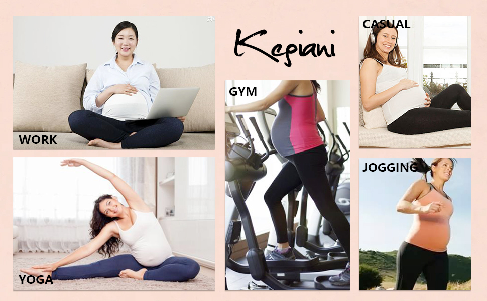 maternity yoga leggings, workout pants, jogging pants,causul leggings