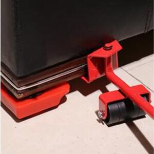 Furniture roller riser