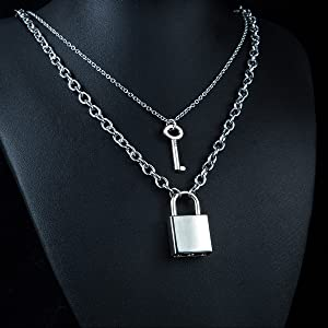 Two layer key and lock