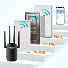 Wi-Fi Coverage for your Smart Phones