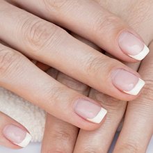 healthy nails,art, beauty, growth, repair, lacquer, strengthening, non toxic