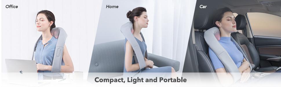 compact light  full body massager