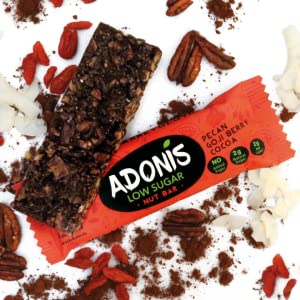 Nueces de Pecán | Bayas de Goji | Cacao