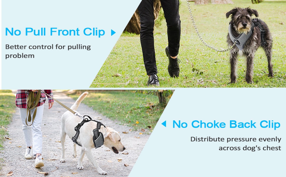 Dog Vest Harness with Handle