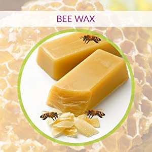 Beeswax in tetra complexion recovery conditioner
